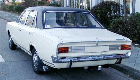 opel commodore 1968 opel commodore related infomation specifications