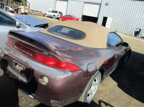 purple mitsubishi eclipse spyder 1999 mitsubishi eclipse spyder gs purple 2 4l at 163807