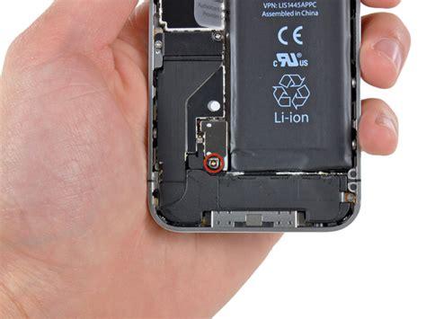 Obeng Dock cara mengganti baterai iphone 4 eryckputra