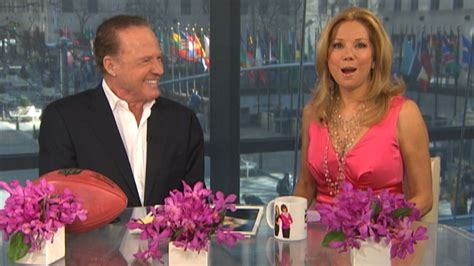 kathie lee gifford assistant flashback frank gifford co hosts fourth hour with kathie