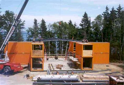 storage container houses adam kalkin container building