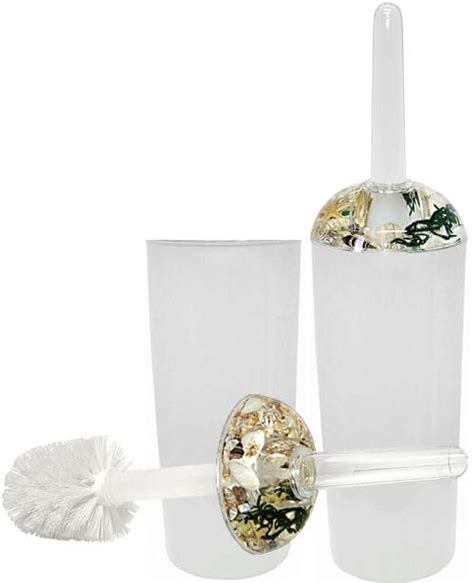 shell bathroom accessories decorative acrylic tissue box with suspended sea shells