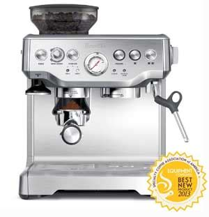best home espresso machine reviews 2017 cmpicks