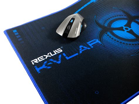 Rexus Mousepad Gaming Kvlar T1 rexus kvlar rexus official store