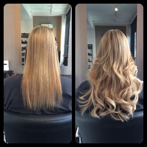 great length hair extension great lengths hair extensions before and after by