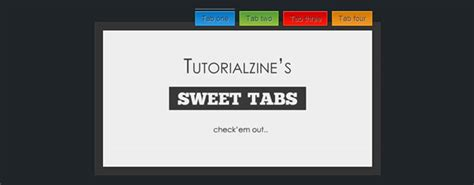 javascript tutorial tabs 30 css and javascript tabs plugins and tutorials
