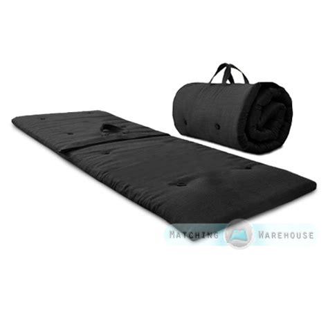 Roll Up Futon Mattress Roly Poly Guest Sleep Mattress Roll Up Futon Z Bed Folding Single Visitor Ebay