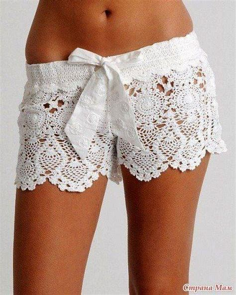 free pattern shorts diy crochet lace short free pattern www fabartdiy com