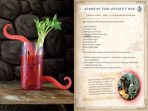 a taste of desire deliciously dechs books hearthstone recipe book combines cooking and crafting