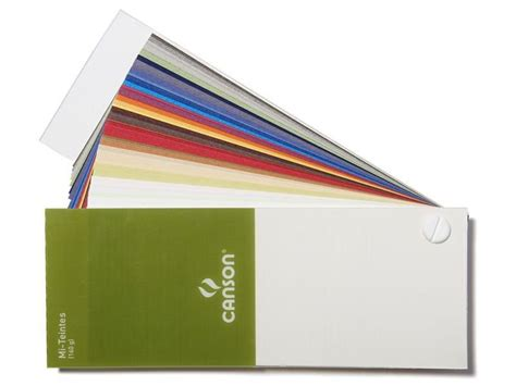 sketchbook national bookstore buy canson mi teintes vellum drawing paper colour fan