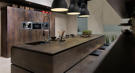 Neolith Countertop by Neolith Countertops Brown Kitchen 1045x568 Fox Marble