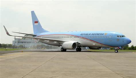 Pesawat Kepresidenan Ri Boeing 737 800ng pesawat kepresidenan ri warna biru ini alasannya