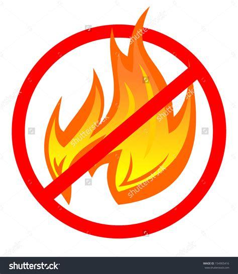 clipart no no fire clipart clipground