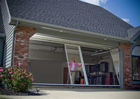 Screened In Garage by A Screen For Your Garage Door