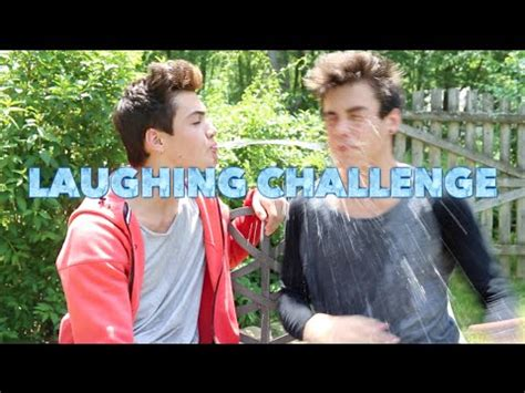 the laughing challenge laughing challenge