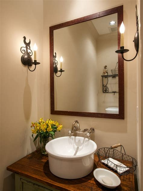 small farmhouse powder room design ideas remodels