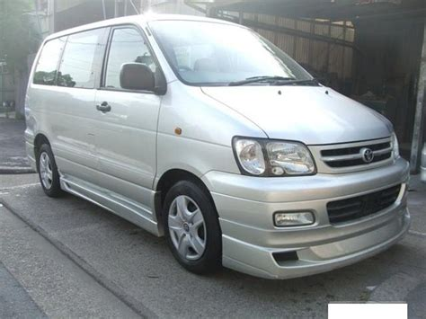Toyota Townace 4wd Toyota Townace 4wd Picture 3 Reviews News