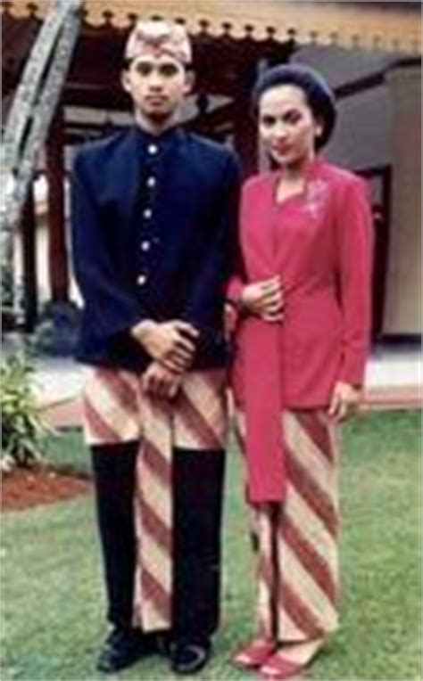 Baju Khas Jawa Barat gambar pakaian adat tradisional indonesia azamku