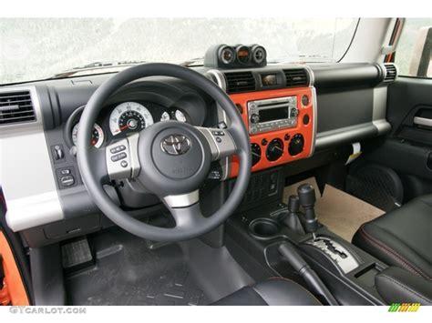 Fj Interior by 2013 Toyota Fj Cruiser 4wd Interior Photos Gtcarlot