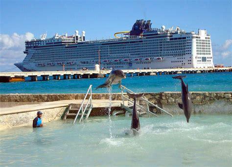 grand cayman cruise port location