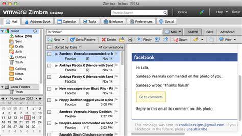 themes zimbra desktop zimbra desktop client manual