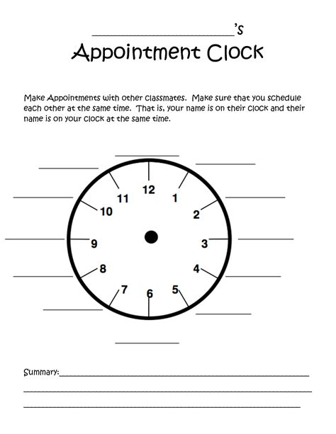 printable clock partners free clock buddies template printable cliparts co