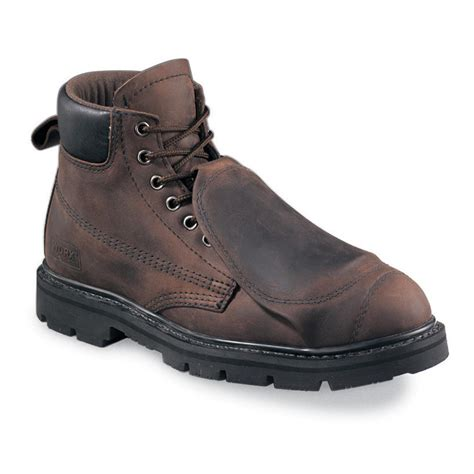 wing steel toe boots for s worx 174 by wing 174 shoes 5486 6 quot steel toe eh