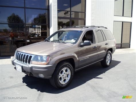 brown jeep 2001 woodland brown satin glow jeep grand cherokee laredo