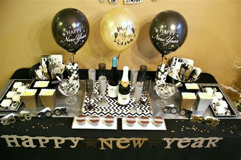 themes for new year party new year s party ideas photo 9 of 13 catch my party