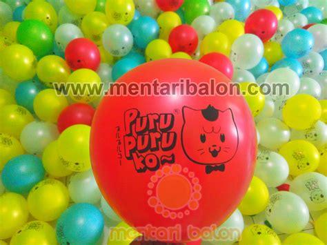 Harga Balon Dekorasi by Balon Sablon Dekorasi Mentari Balon Pusat Jual Balon
