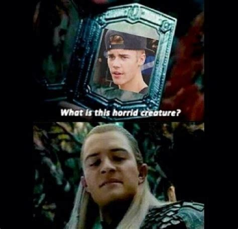 Orlando Bloom Meme - the only thing better than orlando bloom punching justin