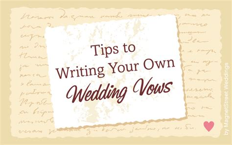 Doable DIY: Writing Your Own Wedding VowsTruly Engaging