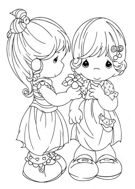 coloring book pages precious moments girls precious moments coloring child coloring