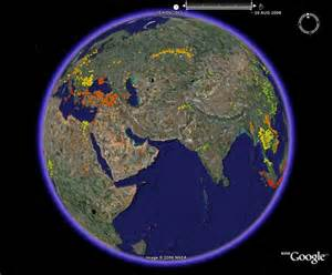 Google Maps World by The Functionality On Individual Outbreaks Remains The Same