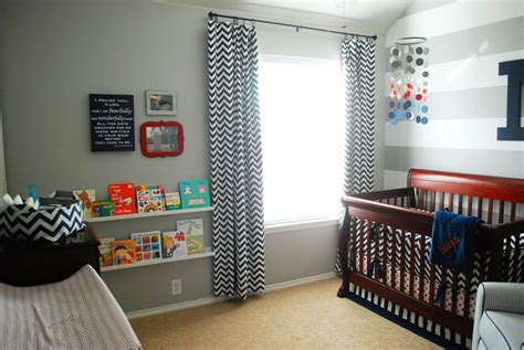 Chevron Curtains Nursery Wonderful Grey And White Nursery Curtains Editeestrela Design