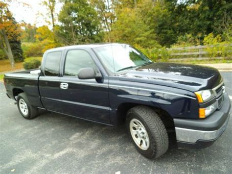 sell used 2006 chevy silverado work truck ext cab longbed tow 55k texas direct auto in stafford sell used 2006 chevy silverado 1500 work truck in