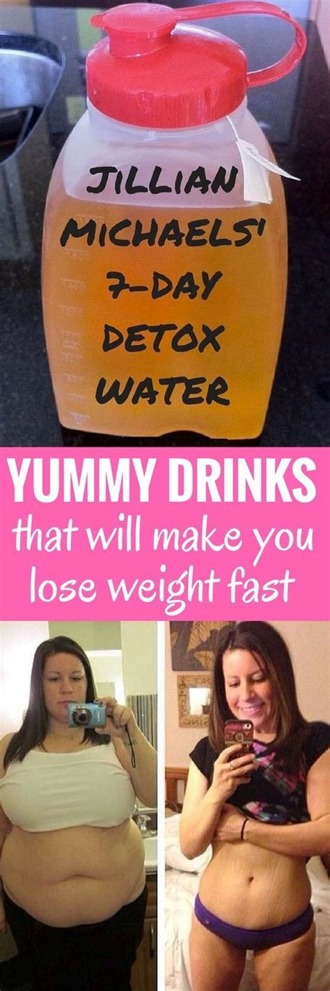 Can Detoxing Help You Lose Weight by How To Make The 7 Day Detox Drink For Faster Weight Loss