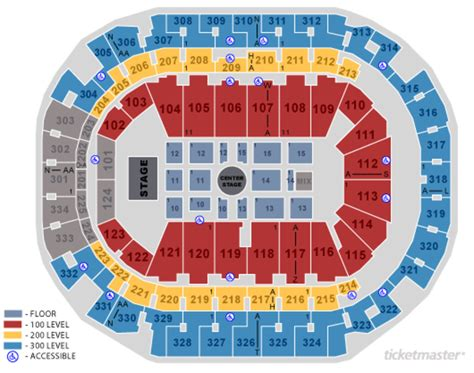 american airlines center seat map seating maps american airlines center