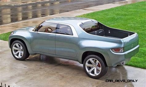 mitsubishi car 2004 concept flashback 2004 mitsubishi sport truck
