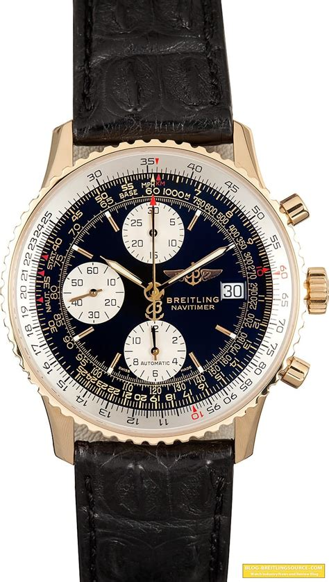 a with a storied past the breitling navitimer