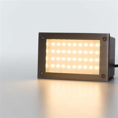 Outdoor Recessed Wall Lights Recessed Indoor Outdoor Led In Wall Light Aspectled