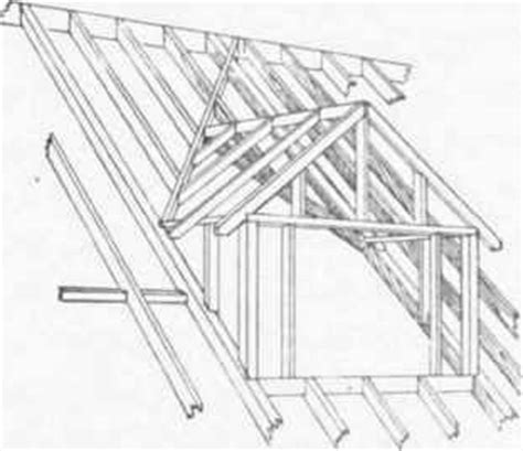 Dormer Construction Details 68 Flat Roof