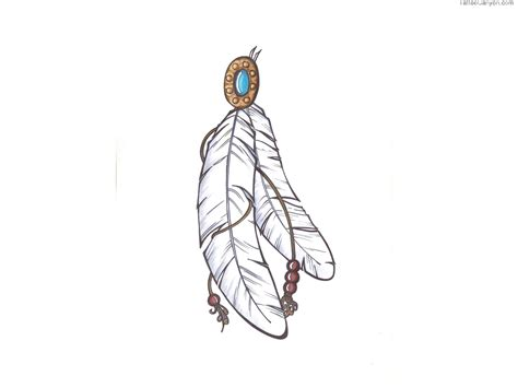 indian tribal feather outline clipart kid designs feathers