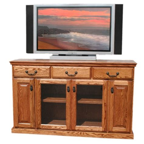 Design For Oak Tv Console Ideas Oak Design Corp 56 Quot Traditional Tv Console Stewart Roth Furniture