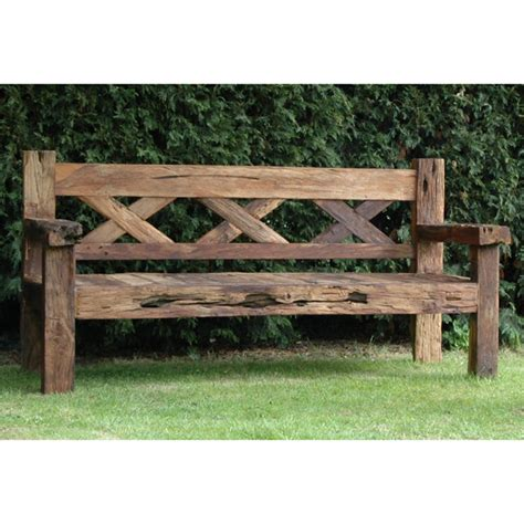 rustic patio bench rustic outdoor bench 8 outdoor benches by www