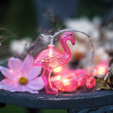 String Flamingo by Funky Flamingo String Lights Buy From Prezzybox