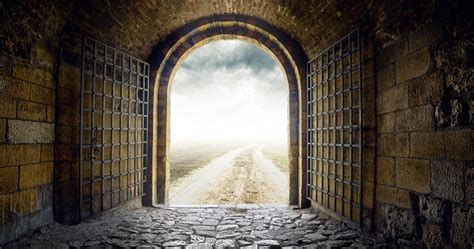 Prison Doors Open by Hello Rumi Tuesday Why Do You Stay In Prison