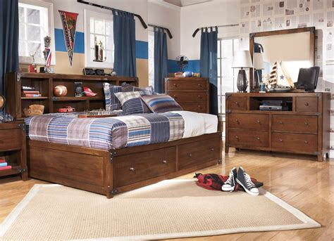 delburne full bookcase bed delburne twin bookcase storage bed from ashley b362 85 51