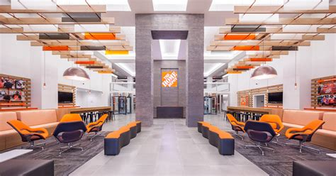 home depot ssc office lobby jason buch photography