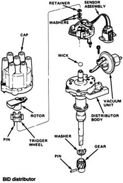 repair guides electronic ignition american motors autozonecom